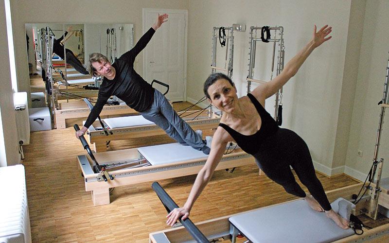 mise-en-forme PILATES STUDIO –Brigitte Le Rolle-Haus