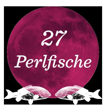 23 Perlfische in Pempelfort
