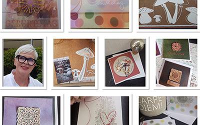 Marlene Venske Papierkunstdesign bei Filz – Barbara Kessler