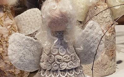 Weihnachtsausstellung am 21.11. bei Filz – Barbara Kessler