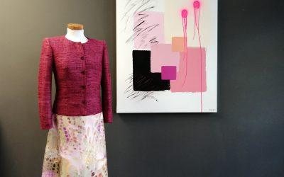 kArtFunk bei Carouge Couture